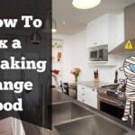 How to Fix a Leaking Range hood